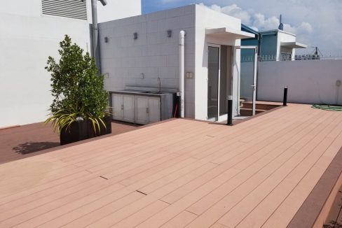 14 min 488x326 - Very Nice Penthouse At Tropic Garden For Rent