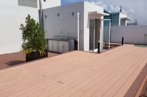 14 min 492x324 - Very Nice Penthouse At Tropic Garden For Rent