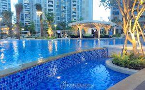 3 6 300x186 - Estella Heights Căn Hộ 2 Phòng Ngủ Tầng Thấp View Hồ Bơi
