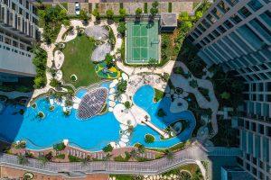 7 3 300x200 - Estella Heights Căn Hộ 2 Phòng Ngủ Tầng Thấp View Hồ Bơi