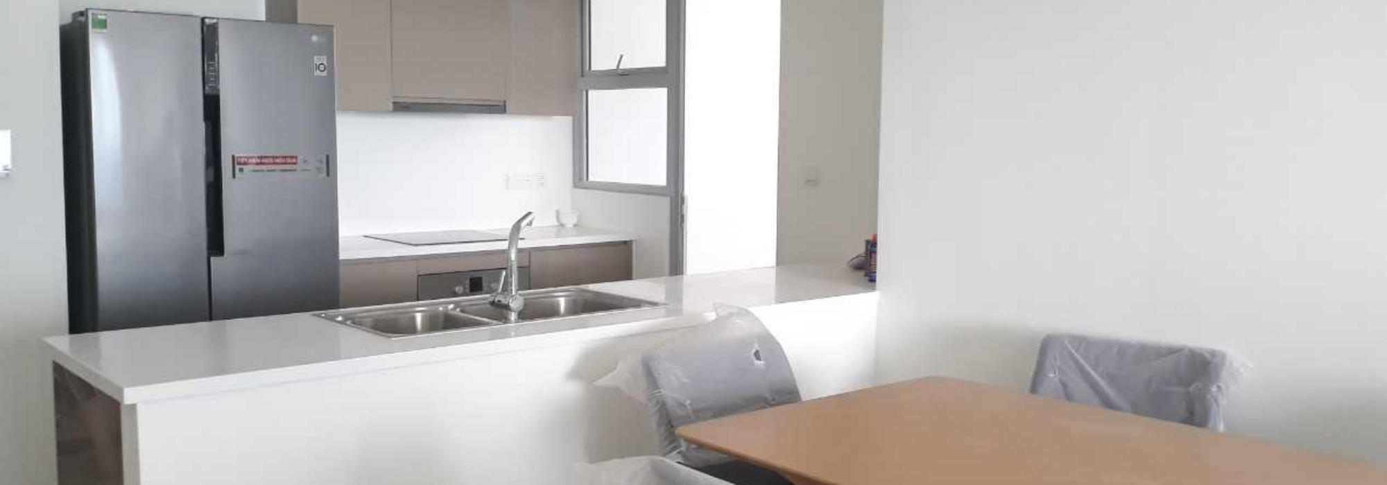 Estella Heights căn hộ 3 phòng ngủ – bếp mở và trang thiết bị hiện đại