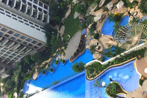 nền 21 488x326 - Cho thuê căn hộ Estella Height 3 phòng ngủ - tầng thấp view hồ bơi
