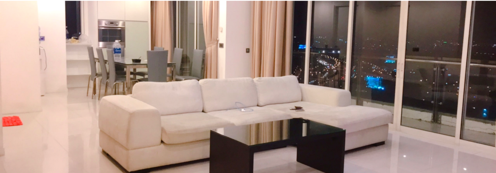 Penthouse Duplex The Estella – 3 nice bedrooms and large living room
