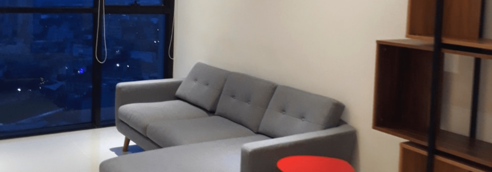 The Ascent Thao Dien – 2 Bedroom Apartment – fully furnished – for rent