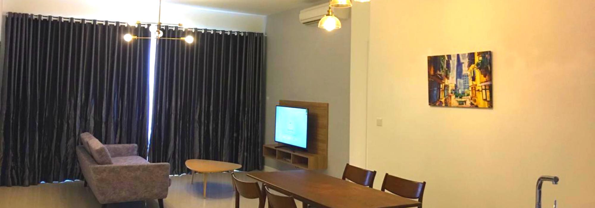 Estella Height – cho thuê căn hộ 3 phòng ngủ ấm cúng