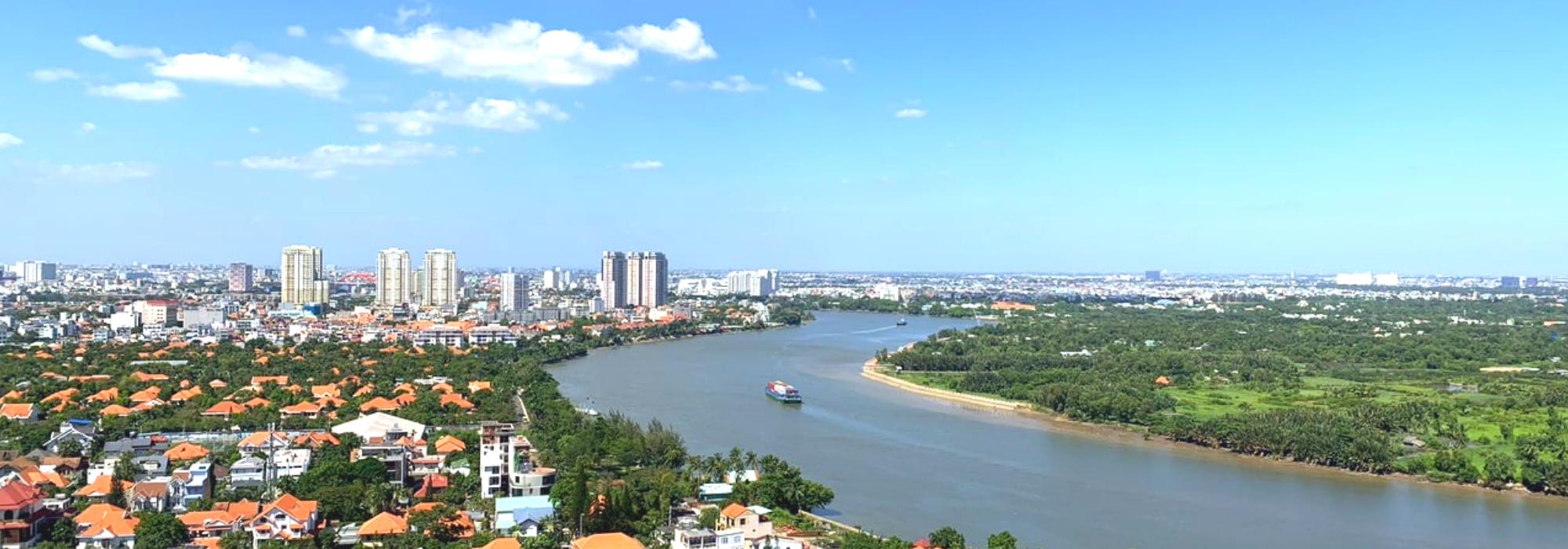Quiet River View 2 Bedroom Apartment – The Nassim Thao Dien