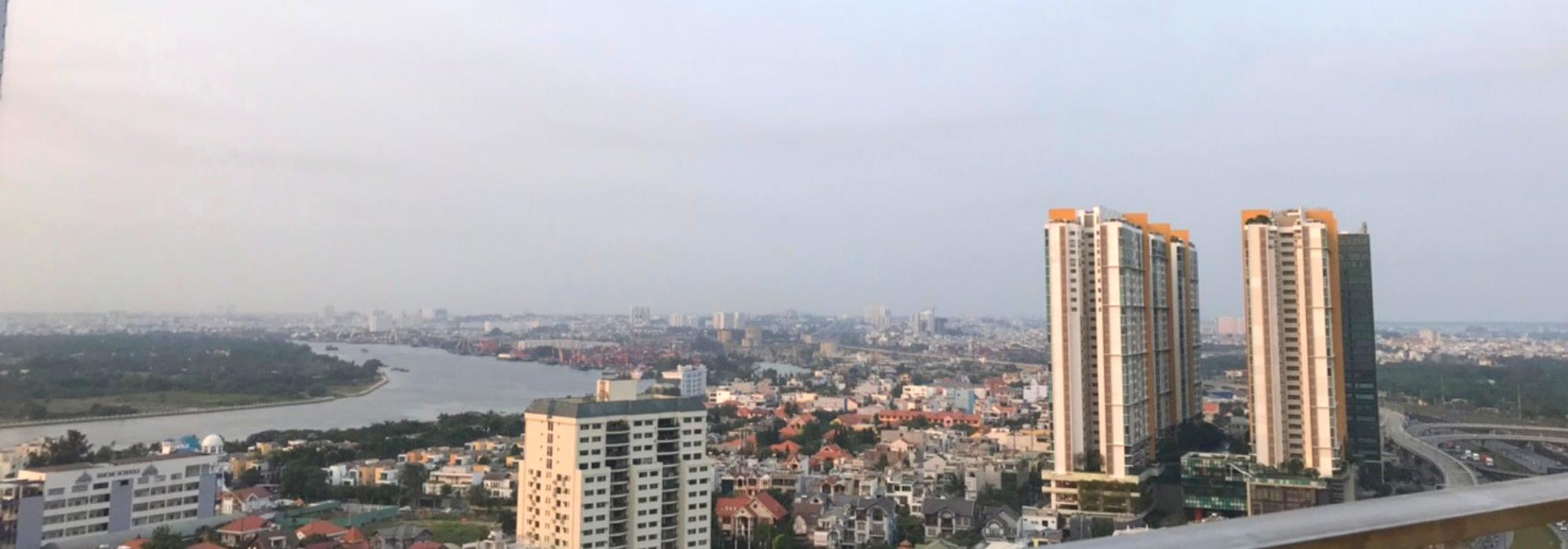 2 Bedroom Apartment, Estella Heights, Thao Dien, District 2, HCMC