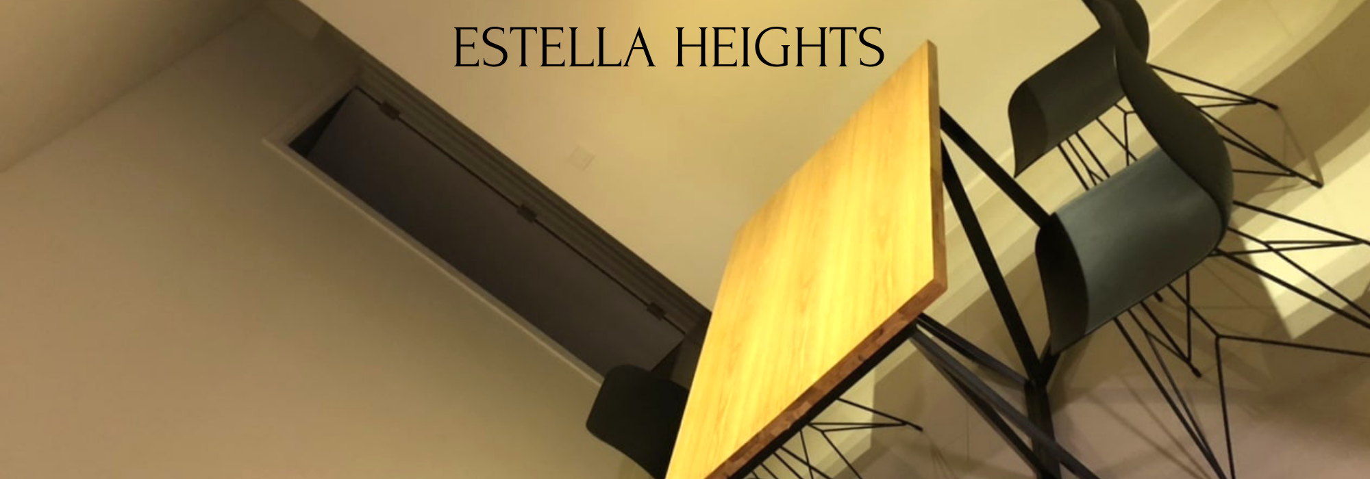 Estella Heights for rent – the best price for 2 Bedroom Apartment
