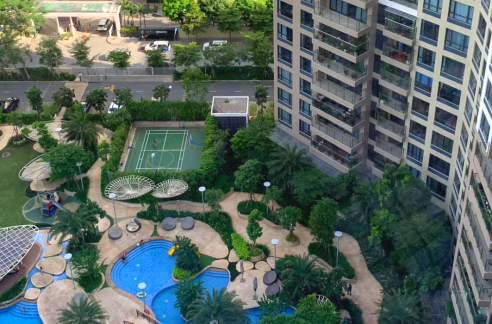 NỀN 2 492x324 - For rent Estella Heights Apartment - 3 bedrooms facing to swimming pool