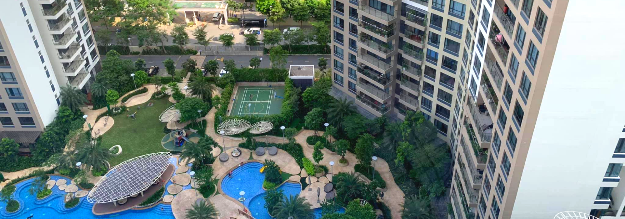 3 Bedroom Apartment, Estella Heights, Thao Dien, District 2, HCMC