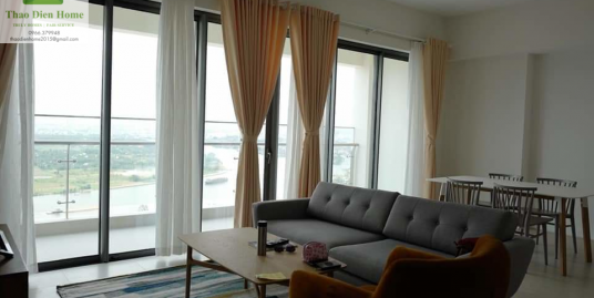 Gateway Thao Dien, Bright And Charming 3 Bedrooms Apartment