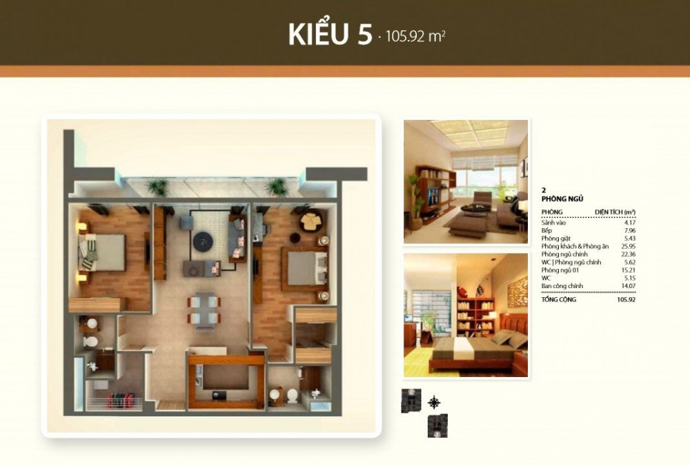 3br style 5 - Thao Dien Pearl