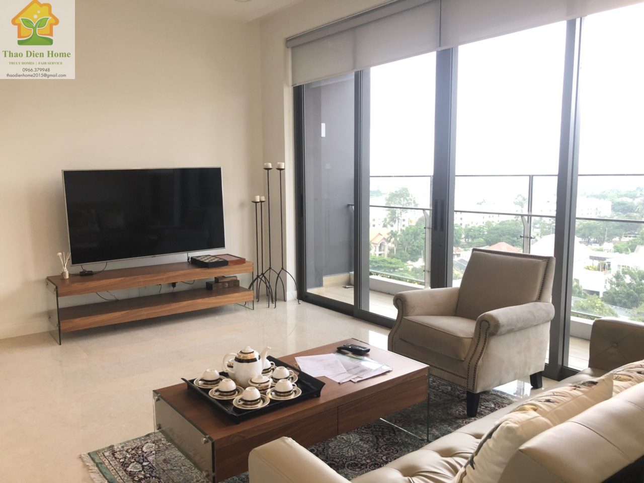 The Nassim, Royal Style Furniture, Luxurious Apartment, 2 Bedrooms