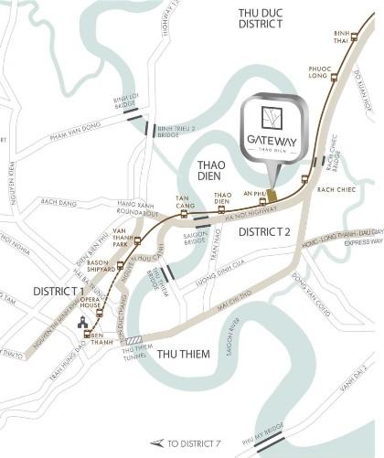 VI TRI CAN HO GATEWAY THAO DIEN - Gateway Thao Dien