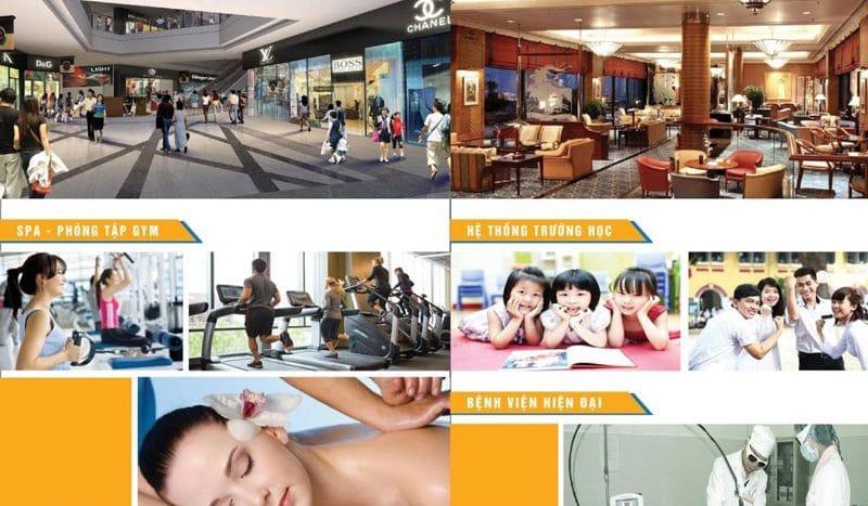 facilities - Thao Dien Pearl