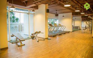 gym 1 300x188 - Tropic Garden