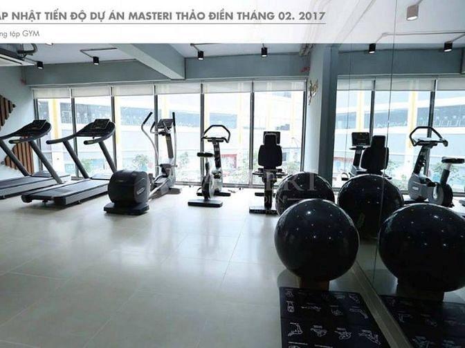 gym 2 - Masteri Thao Dien