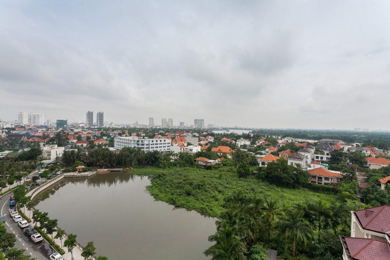 lake view - Masteri Thao Dien