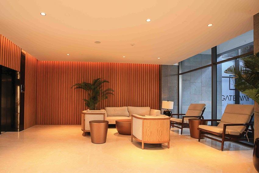 lobby - Gateway Thao Dien