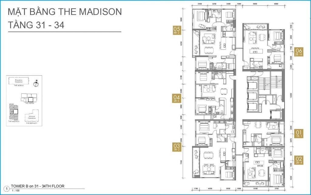 mad floor 31 34 - Gateway Thao Dien
