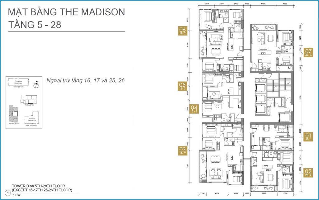 mad floor 5 28 - Gateway Thao Dien