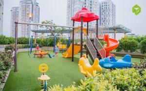 playground for kids 300x188 - Tropic Garden
