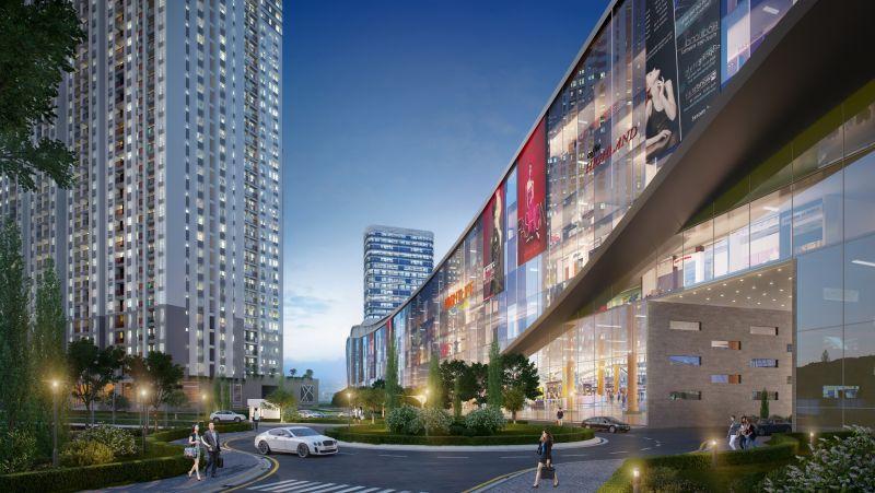 vincom mega mall - Masteri Thao Dien
