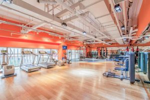 gym 2 300x200 - Get A Feeling Infinity Open Space In Diamond Island Apartment