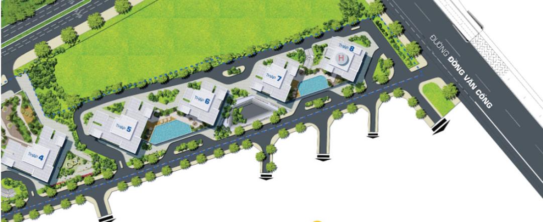 master plan 1 - The Sun Avenue