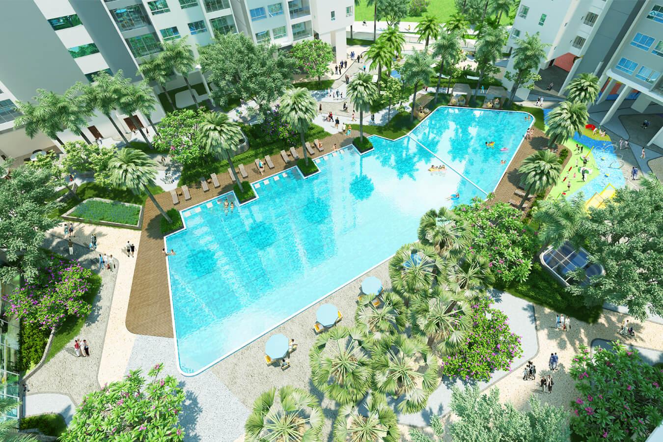pool - The Sun Avenue