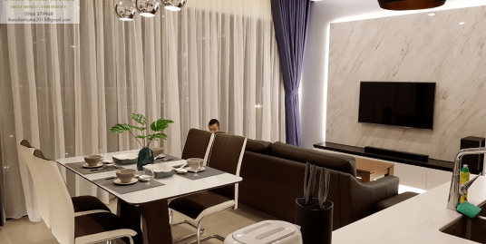 Gateway Thao Dien, Charming Apartment 2 Bedrooms, Open Kitchen