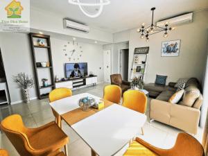 living 300x225 - The Estella Sale 2Bedroom Modern Furniture