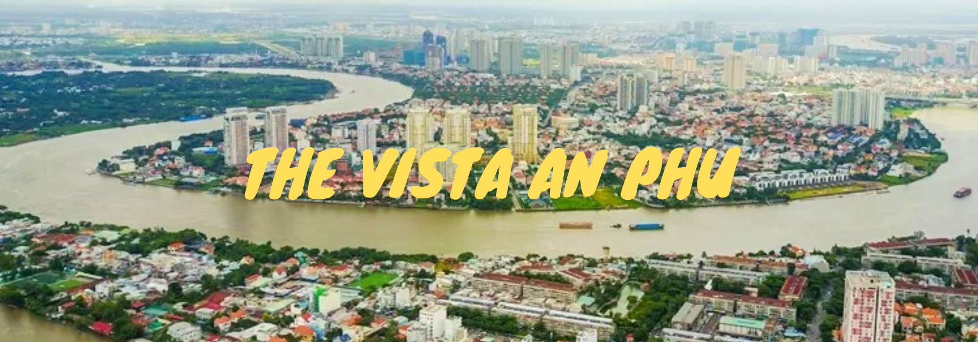 The Vista An Phu 3 Bedroom For Sale-River View