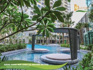 pool 300x225 - Masteri An Phu with well design  2 bedrooms for rent